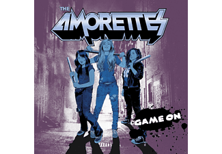 The Amorettes - Game On - (CD)