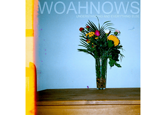 Woahnows - Understanding And Everything E - (CD)
