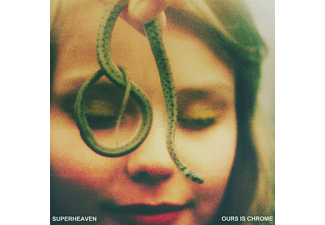 Superheaven - Ours Is Chrome - (CD)