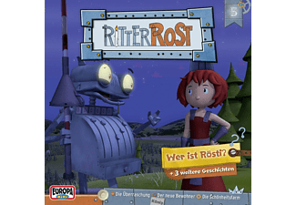 SONY MUSIC ENTERTAINMENT (GER) Ritter Rost 05: Wer ist Rösti?