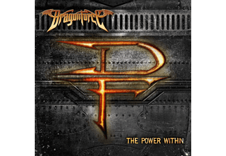 Dragonforce - The Power Within - (Vinyl)