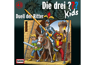 SONY MUSIC ENTERTAINMENT (GER) Die drei ??? Kids 43: Duell der Ritter