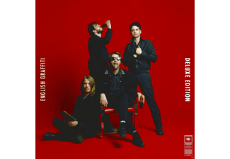 The Vaccines - English Graffiti (Deluxe) [CD]