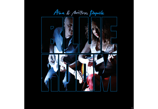Ana Popovic, Milton - Blue Room - (CD)