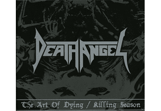 Death Angel - THE ART OF DYING & KILLING SEASON [CD]