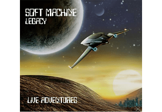 Soft Machine Legacy - Live Adventures - (CD)