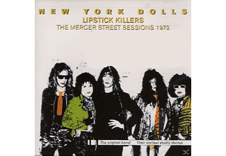 New York Dolls - LIPSTICK KILLERS - (CD)