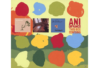 Ani DiFranco - This Box Contains - (CD)