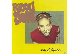 Ani Difranco - Puddle Dive [CD]