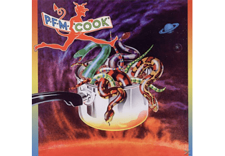 Pfm - Cook (Limited Expanded+Remastered Ed.) [Box-Set] [CD]