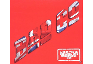 Bad Company - Live In Manchester 2010 - (CD)