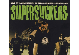 Supersuckers - Live At Hammersmith Apollo & Indigo2 2011 [CD]