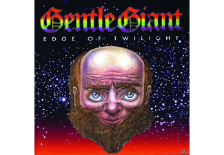 Gentle Giant - Edge Of Twilight-Remastered - (CD)