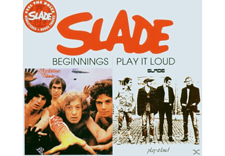 Slade - Beginnings/Play It Loud - (CD)
