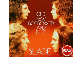 Slade - Old New Borrowed & Blue - (CD)