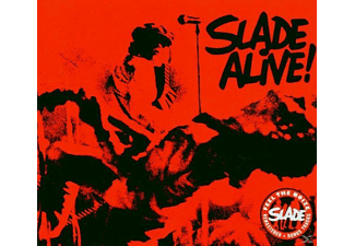 Slade - Alive/Alive 2/On Stage/Live At Reading (Remaster) [CD]