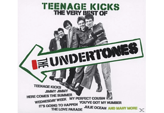 The Undertones - Very Best Of- Teenage Kicks - (CD)