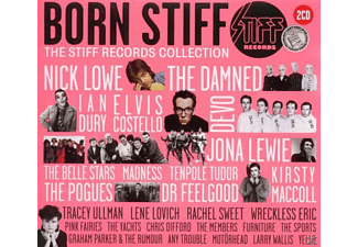 VARIOUS - Stiff Records Collection- Born Stiff [Doppel-Cd] - (CD)