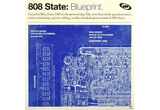 808 State - Best Of-Blueprint - (CD)