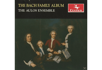 The Aulos Ensemble - Das Bach-Familienalbum [CD]