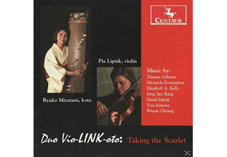 Duo Vio-link-oto - Taking the Scarlet - (CD)