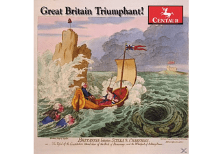 Schiller/True/Zadori/Megyesi/Spencer/Capella Savar - Great Britain Triumphant! - (CD)