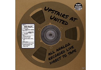 Henry Wagons - UPSTAIRS AT UNITED 9 - (EP (analog))