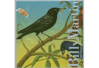 Billy Martin - Starlings - (CD)