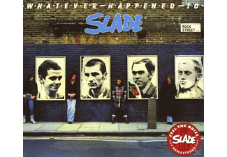 Slade - Whatever Happened To (Rem.+Bonustracks) - (CD)
