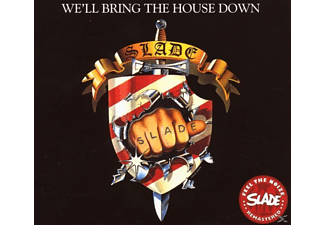 Slade - We'll Bring The House Down (Rem.+Bonustracks) - (CD)