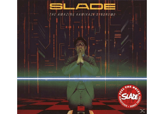Slade - Amazing Kamikaze Syndrome (Rem.+Bonustracks) - (CD)