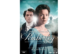 Death Comes To Pemberley | DVD