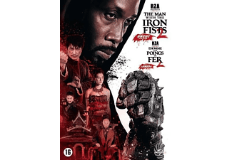The Man With The Iron Fists 2 | DVD