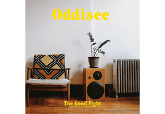 Oddisee The Good Fight CD