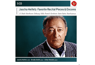 Jascha Heifetz - Jascha Heifetz - Favourite Recital & Encore Pieces [CD]