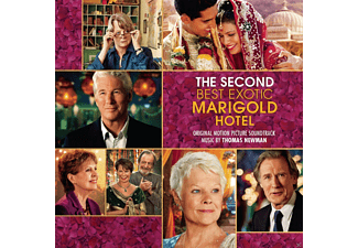 Thomas Newman - The Second Best Exotic Marigold Hotel [CD]