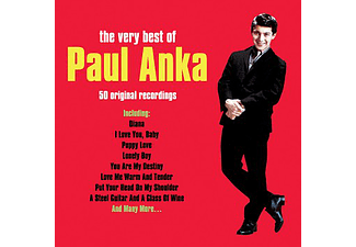 Paul Anka - The Very Best of Paul Anka (CD)