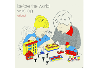 Girlpool - Before The World Was Big (Lp+Mp3) [LP + Download]