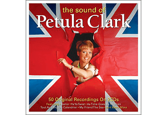 Petula Clark - The Sound Of (CD)