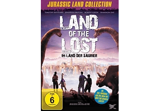 Land of the Lost - Im Land der Saurier [DVD]