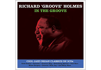 Richard Groove Holmes - In The Groove (CD)