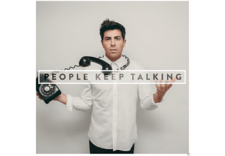 Hoodie Allen - People Keep Talking [CD]