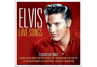 Elvis Presley - Love Songs (CD)