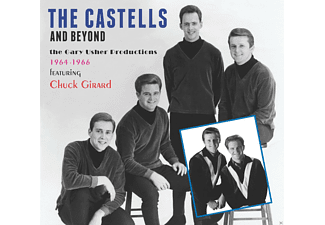 Castells, VARIOUS - The Castells And Beyond 1964-1966 - (CD)