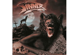 Sinner - The Nature Of Evil (Digipak) [CD]