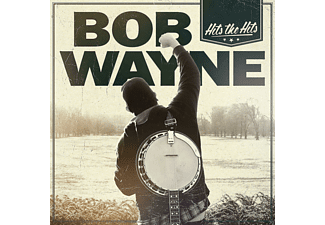 Bob Wayne - Hits The Hits (Vinyl+Cd) - (LP + Bonus-CD)