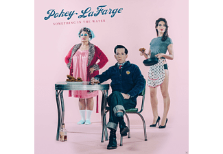 Pokey Lafarge - Something In The Water [CD]
