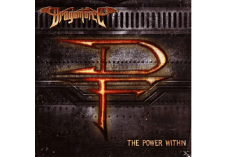 Dragonforce - The Power Within - (CD)