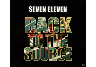 Seven Eleven - Back To The Source [CD]
