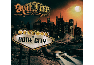 Spitfire - Welcome To Bone City - (CD)